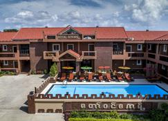 Royal Aykare Lodge - Bagan - Edificio