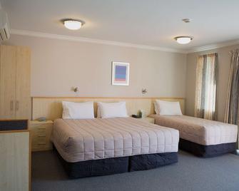 The Hotel Nelson - Nelson (Nový Zéland) - Ložnice