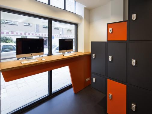 easyHotel Amsterdam City Centre South - Amsterdam - Business centre