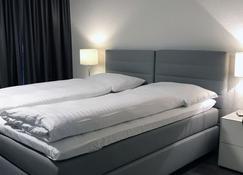 Hotel de l'Ecluse - Neuenburg - Schlafzimmer