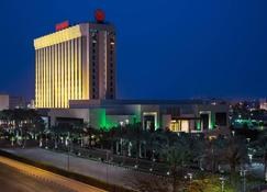 Sheraton Dammam Hotel & Convention Centre - Dammam - Building