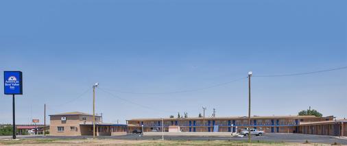 Americas Best Value Inn Santa Rosa, Nm - Santa Rosa - Außenansicht
