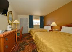 Americas Best Value Inn Santa Rosa, Nm - Santa Rosa - Makuuhuone