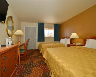 Americas Best Value Inn Santa Rosa, Nm - Santa Rosa - Bedroom