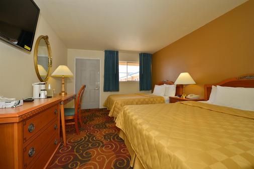 Americas Best Value Inn Santa Rosa, Nm - Santa Rosa - Schlafzimmer