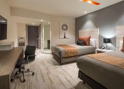 Real Inn Perinorte - Tlalnepantla - Slaapkamer