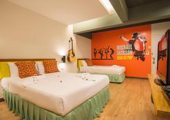我路華欣音樂酒店 - 華欣 - 華欣 - 臥室