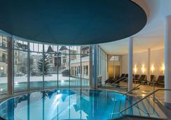 Falkensteiner Hotel Grand Medspa Marienbad - Mariánské Lázně - Pool