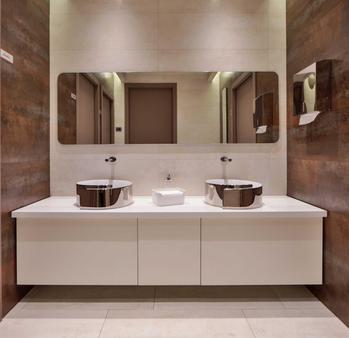 米蘭貝斯特韋斯特麥迪遜酒店 - 米蘭 - 浴室