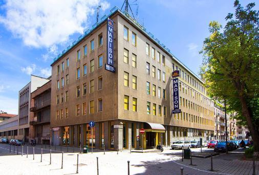 Best Western Hotel Madison - Μιλάνο - Κτίριο