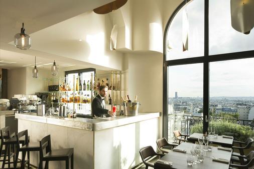 Terrass'' Hotel Montmartre - Παρίσι - Bar