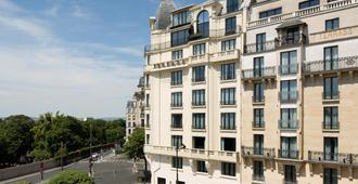 Terrass'' Hotel - Παρίσι - Κτίριο