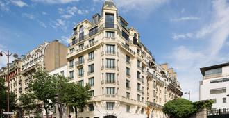 Terrass'' Hotel - Paris - Bygning