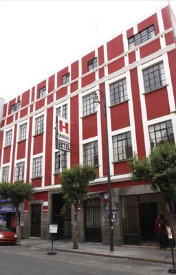 Hotel Imperial - Puebla de Zaragoza - Rakennus