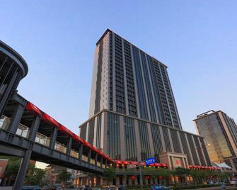 Caesar Metro Taipei - Taipei - Byggnad