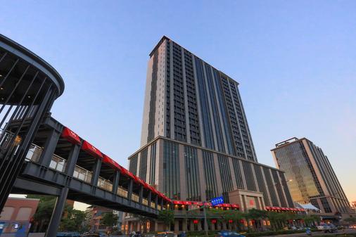 Caesar Metro Taipei - Taipei - Building