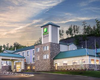 Holiday Inn Express Houghton-Keweenaw - Houghton - Building