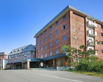 Hotel Silk in Madarao - Iiyama - Будівля