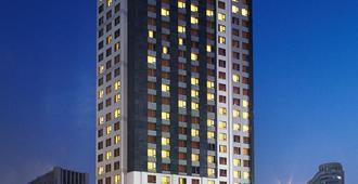 Shilla Stay Seodaemun - Seúl - Edificio