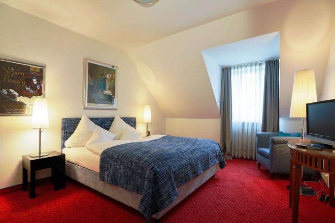 寧芬堡城市酒店 - 慕尼黑 - 慕尼黑 - 臥室