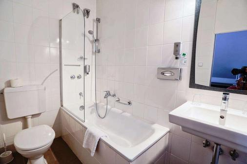 Hotel Nymphenburg City - Munich - Bathroom
