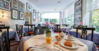 Hotel Nymphenburg City - מינכן - מסעדה