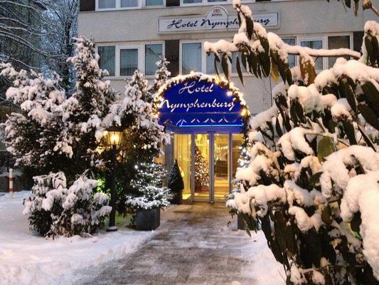寧芬堡城市酒店 - 慕尼黑 - 慕尼黑 - 建築