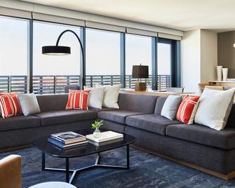 Kimpton Sawyer Hotel - Sacramento - Living room