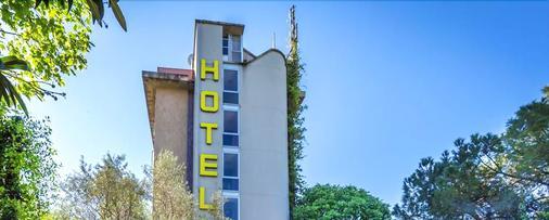 Hotel Real - Firenze - Rakennus
