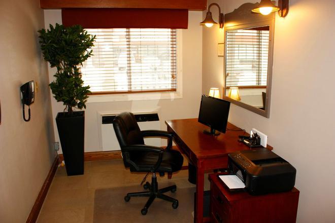 Country Inn & Suites By Radisson, Saskatoon, Sask - Saskatoon - Business centre