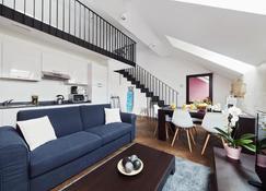 Mh Apartments River Prague - Prague - Living room
