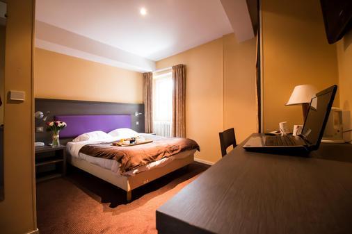 Adonis Annecy Icône Hôtel - Annecy - Makuuhuone