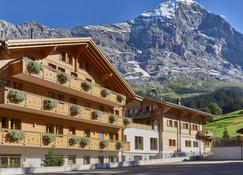 Aspen Alpin Lifestyle Hotel - Grindelwald - Rakennus