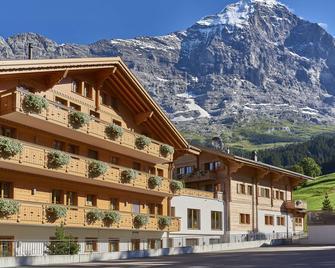 Aspen Alpin Lifestyle Hotel - Grindelwald - Κτίριο