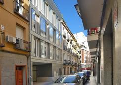 Aspasios Atocha Apartments - Madrid - Näkymät ulkona
