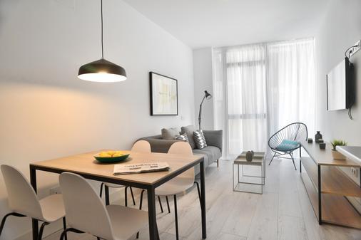 阿斯帕索阿托查公寓式酒店 - 馬德里 - 餐廳