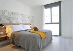 阿斯帕索阿托查公寓式酒店 - 馬德里 - 臥室