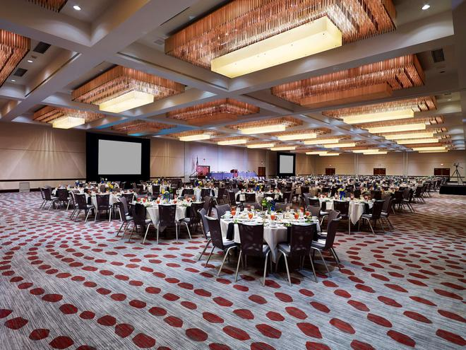 Hyatt Regency Cincinnati - Cincinnati - Sala de banquetes