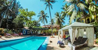 Ondas Do Mar Beach Resort Phase 1 - Panaji - Pool