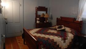 The Gables Inn - Stowe - Bedroom