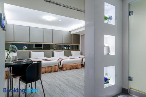 Harmonious Hotel - Kaohsiung - Bedroom
