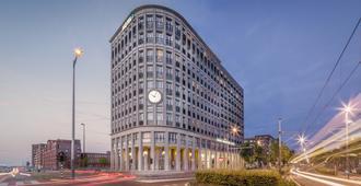 Amadi Panorama Hotel - Amsterdam - Byggnad