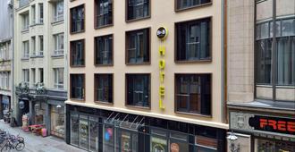 B&B Hotel Leipzig-City - Leipzig - Byggnad