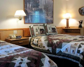Bear Tree Lodge - Meredith - Bedroom