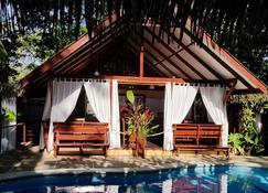 Namuwoki Lodge - Puerto Viejo de Talamanca - Uima-allas