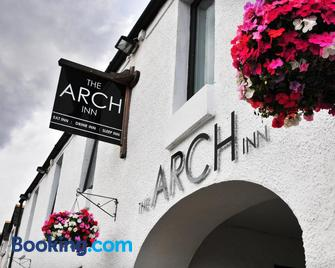 The Arch Inn - Ullapool - Gebouw