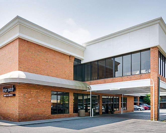 Quality Inn - Lewisburg - Gebäude