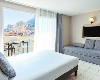 Aparthotel Adagio Monaco Monte-Cristo - Beausoleil - Bedroom