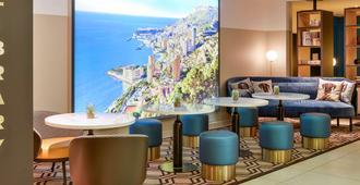 Aparthotel Adagio Monaco Monte-Cristo - Beausoleil - Sala de estar
