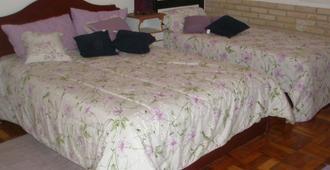 Solidaritat Hostel - Sao Paulo - Bedroom